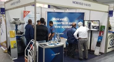 Mokveld participated in the Hassi Messaoud Expo in Algeria