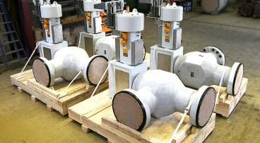 Mokveld delivers valves for Shell Prelude