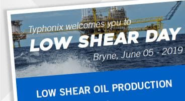 Typhonix organises Low Shear Day