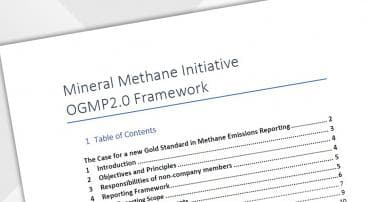 The impact of methane emission improvements when preventing stem seal leakage