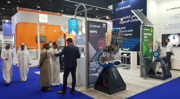 Mokveld participated in Adipec 2018