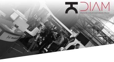 Mokveld participates in DIAM in Bochum, Germany