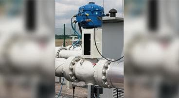 Electric actuated fail-safe control valves