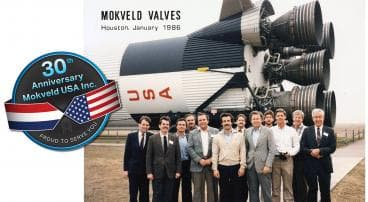 30th Anniversary of Mokveld USA Inc.