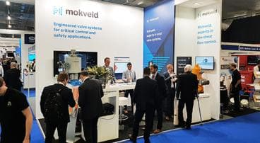 Mokveld participated in SPE Offshore Europe in Aberdeen