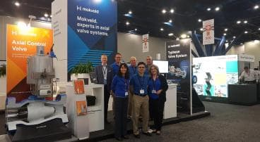 Mokveld at Valve World Americas