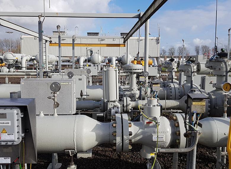 The Zero emission valve obtained TRL7 at the Gasunie location Beverwijk, The Netherlands
